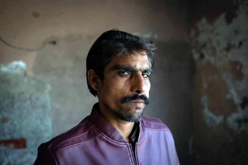 """Sabir Masih ha ejecutado a unos 300 reos, un trabajo que considera """"rutinario"""". (EFE)"""