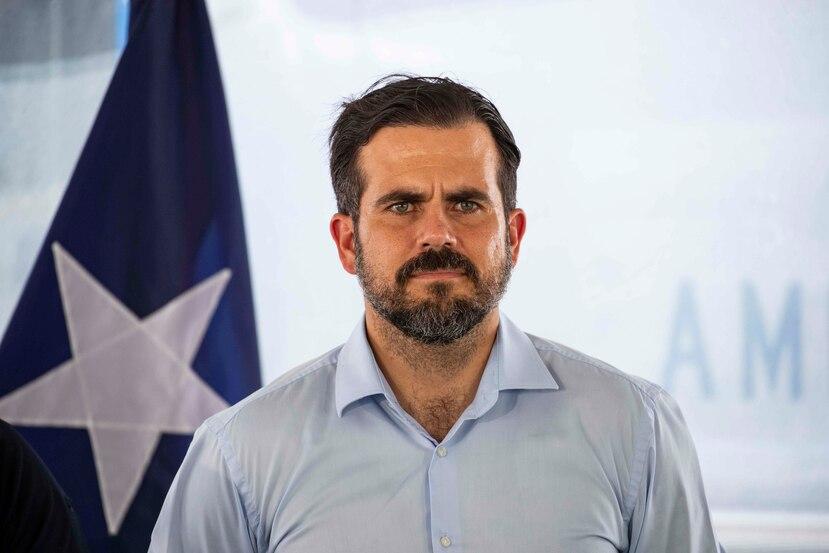 El gobernador Ricardo Rosselló es uno de los participantes del chat. (GFR Media)